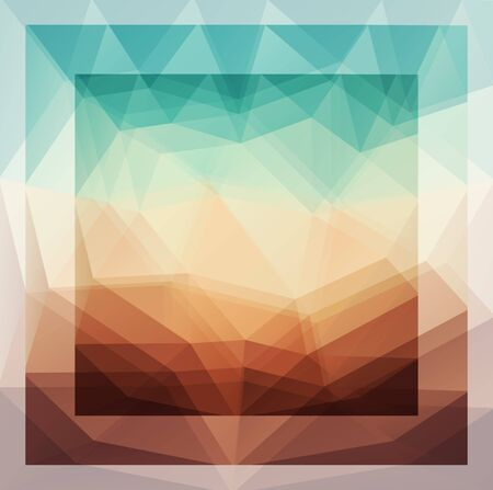 blurry: Blurry sunny scene with sunset blur sky, abstract vector background