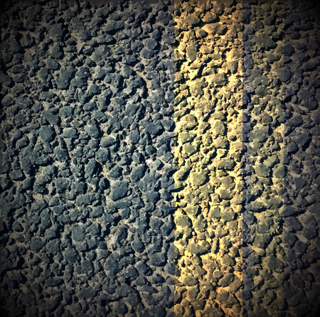 road paving: Asphalt as abstract background, vector illustration Illustration