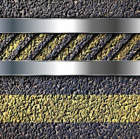 asphalt texture: Background with vector asphalt texture.