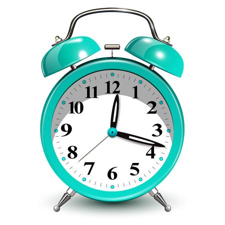 alarmclock: Alarm clock, vector illustration.