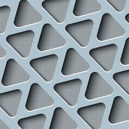 perforated: Seamless abstract pattern. Vector perforated ackground
