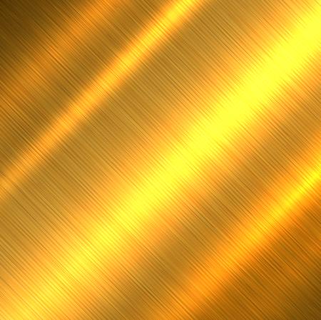 Metal gold texture background, golden brushed metallic texture plate.