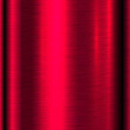 Metal red texture background, brushed metallic texture
