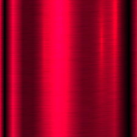 Metall rote Textur Hintergrund, gebürstet metallischen Textur