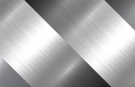 Metal steel texture background,  brushed metallic texture plate.
