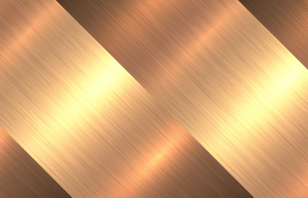 Metal gold texture background, golden brushed metallic texture plate.