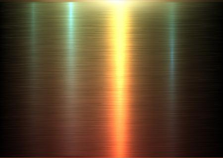 鋼金属の質感、金属のベクトルの背景を興味深いします。