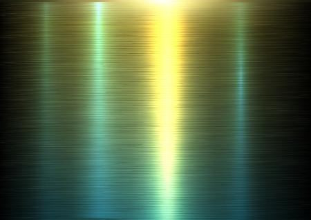 Steel metal texture, interesting vector metallic background. Stock Vector - 94725039