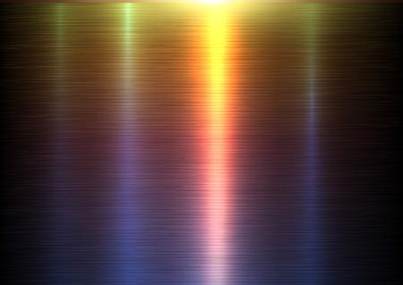 Steel metal texture, interesting vector metallic background. Stock Vector - 94746413