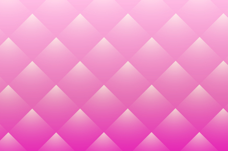 Pink abstract background  with square pattern, 3D vector illustration. 向量圖像