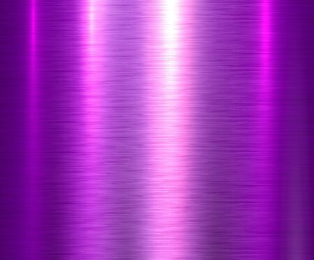 Metal purple texture background, brushed metallic texture plate.
