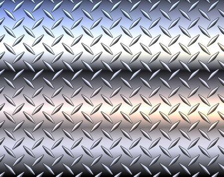 Stainless steel texture metallic, diamond metal sheet texture background vector illustration. Illusztráció