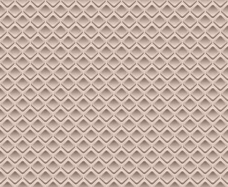 Square geometric background, seamless pattern vector illustration.
