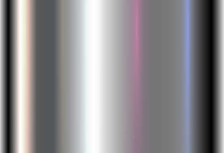 Background silver metallic, 3d chrome vector design steel plate sheet metal texture. Ilustração