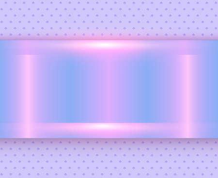 Background purple metallic, vector opalescence shiny design.