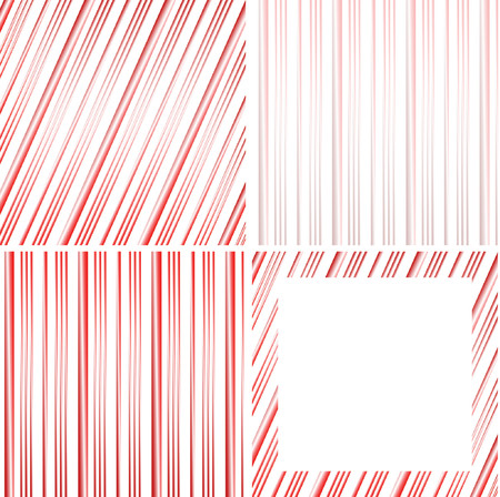 Candy cane stripped background wallpaper Stock Vector - 1029308