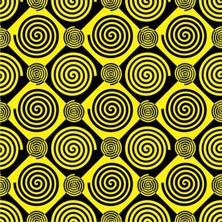 alternating: Espiral de Arqu�medes patr�n con colores alternados