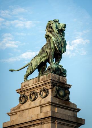 Schemerl Bridge in Vienna