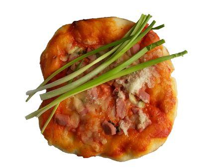 verdure: Pizza with verdure