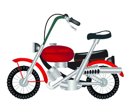 facility: Two-wheeled transport facility motorcycle