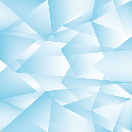 galley: Colorful abstract background from verges of the blue colour Illustration