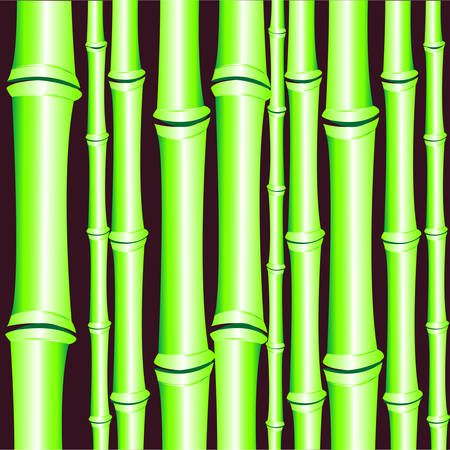 Background from stem of the bamboo on black