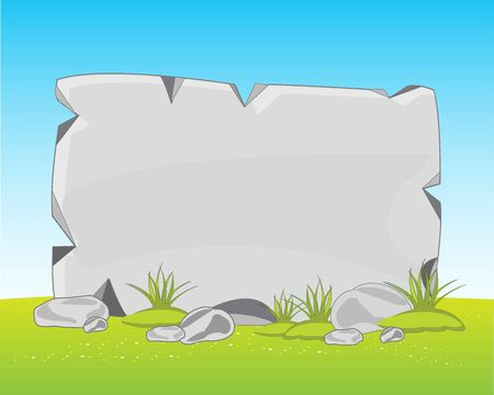 rifts: Stone plate on glade