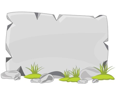 rifts: Plate from stone