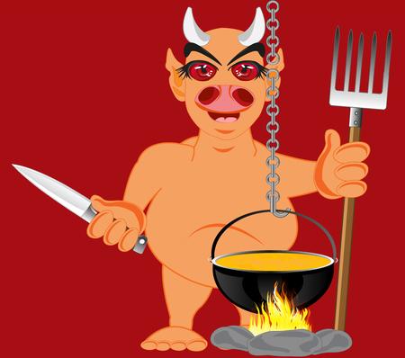 boils: Devil in hell