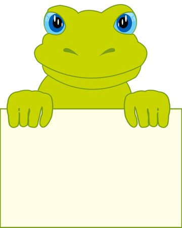 Frog and clean sheet