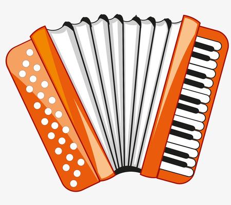 Public instrument accordeon