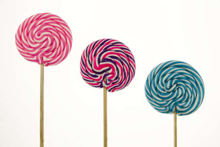 whirly lollipops