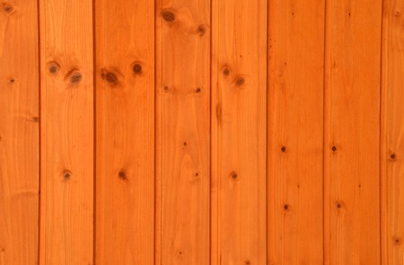 cloesup: Orange lacquered wooden boards texture