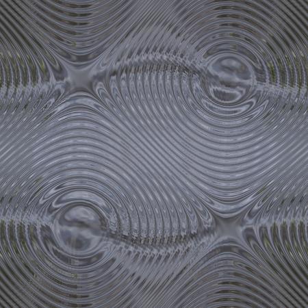 liquid reflect: Grey glass seamless texture background pattern Stock Photo