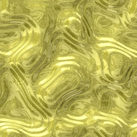 liquid reflect: Gold glass seamless texture background pattern