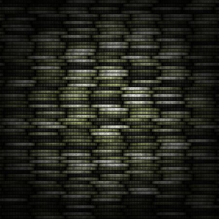 silver coins: Silver coins stack background