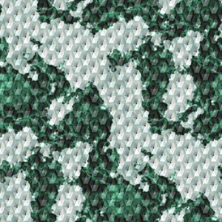 Green military seamless wire mesh texture pattern photo