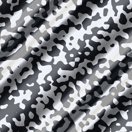 cow skin: Seamless animal (cow, ox, giraffe, jaguar, dalmatian) skin texture