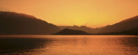 Tremezzo - Como Lake - Island Comacina