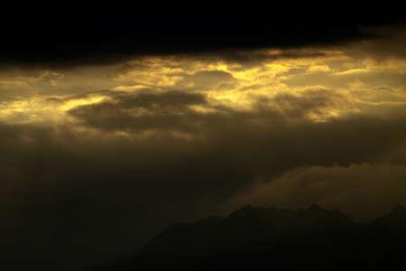 Dark Sunset Stock Photo - 10132434