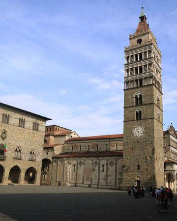 Pistoia - Tuscany Standard-Bild