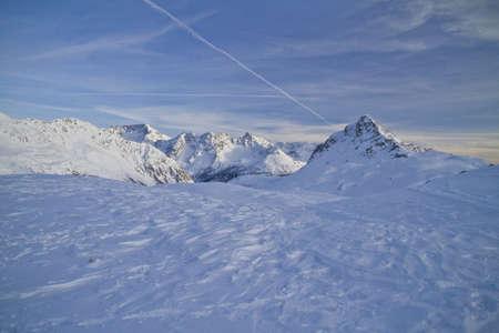 ancient pass: Bernina  Pass - Switzerland