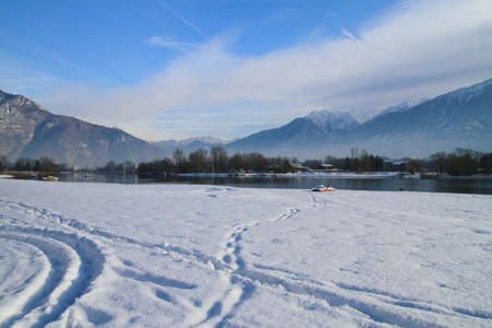 Como Lake photo