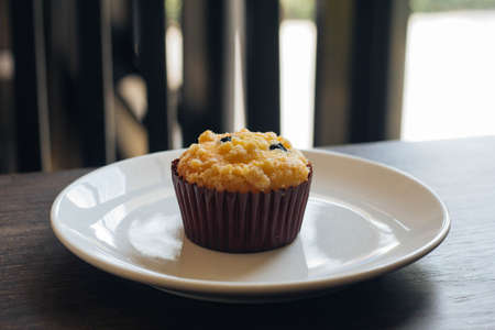 patisserie: muffin