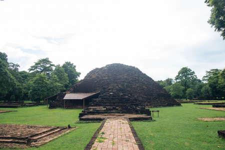 Si Thep Historical Park at thailand