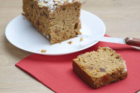 Spice bread, Pain d ' épices Stock Photo