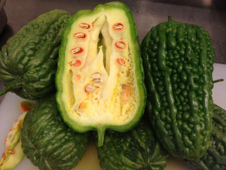 bitter: Bitter melon