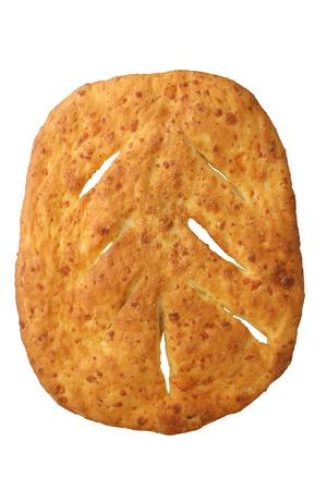 pita bread: baked pita bread - lavash
