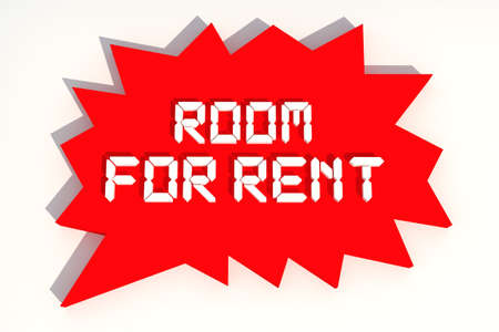Room for rent Stock Photo - 24894179
