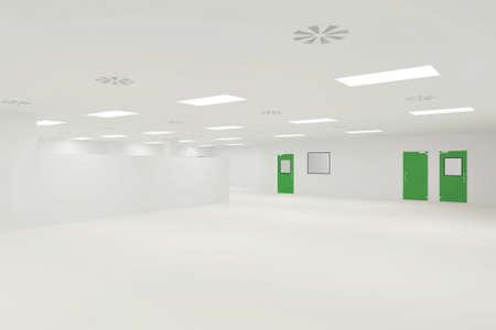 clean room photo